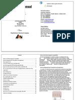 Operation Manual Stress Test Ast-3000