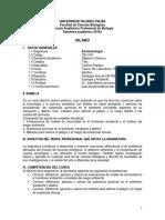 Cb 1167 Ecotoxicologia