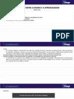 WIEZ, T. O diálogo entre o ensino e a aprendizagem (apresentação).pdf