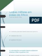 Guecas Na África