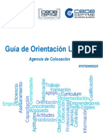 Manual de Orientacion Laboral Nº2