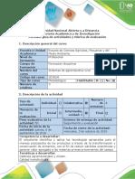 Guía de Actividades y Rúbrica de Evaluación- Paso 2- Calidad Poscosecha