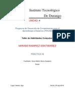 Ramirez Santibañezpractica04