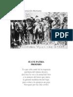 Poesias de La Revolución Mexicana