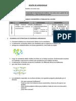 1. SESIÓN DE APRENDIZAJE  - clasificando a  los seres vivos.docx