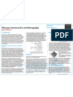 Phoneme Demography Poster