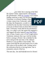 Treasure Island Summaries