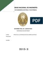 314479969 Informe de Instalaciones Electricas