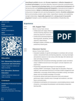 Michelle Y. Wright - Instructional Technology Resume