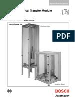 TSplus VT2 Vertical Transfer Unit 8981500315 Version2