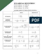 Formulario de Muestreo Tc3