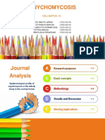 analisis jurnal onikomikosis