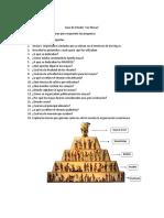Guia de Estudio Los Mayas