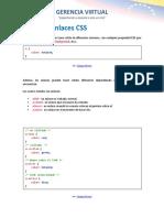 12 Estilo de Enlaces en CSS