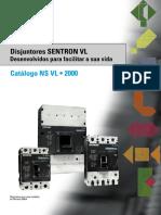 Disjuntores - Catálogo Sentron VL.pdf