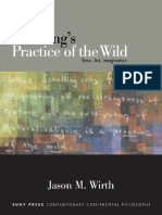(Suny Series in Contemporary Continental Philosophy (Hardcove) Schelling, Friedrich Wilhelm Joseph von_ Wirth, Jason M-Schelling's Practice of the Wild_ Time, Art, Imagination-State University of New .pdf