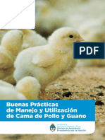 Buenas Practicas de Manejo y Utilizacion de Cama de Pollo y Guano de Gallina