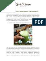 10 RECEITAS DE SUCOS DETOX INCRÍVEIS PARA EMAGRECER.pdf