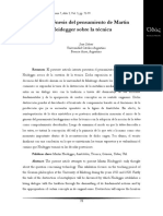 La génesis del pensamiento de Martin Heidegger sobre la técnica.pdf