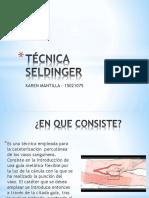 Técnica Seldinger