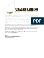 Catering Akikah Pamulang - 08118204142