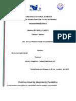 Act. 2.2 Práctica Virtual Tiro Parabólico