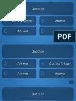 Quiz Questions 20161