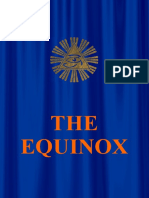 Equinox Vol3 No1
