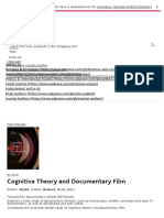 Cognitive Theory and Documentary Film _ Catalin Brylla _ Palgrave Macmillan