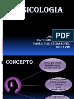 psicologia diapositivas