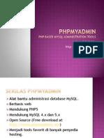 phpmyadmin-achmatimnet
