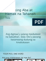 G-10 -Naisusulat Ang Sariling Tula