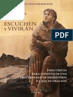 DG Escuchen Viviran 2017 ES