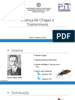 Doença de Chagas e Triatomíneos