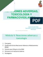 5.- REACCIONES ADVERSAS, TOXICOLOGÍA Y FARMACOVIGILANCIA.pdf