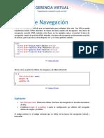 10 Barras de Navegación en CSS
