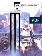 Infinite Stratos - Infinite Emission (Artbook) - V1
