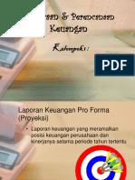Perencanaan & Prakiraan Keuangan