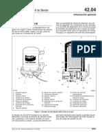 Secador de Aire AD-9 Bendix