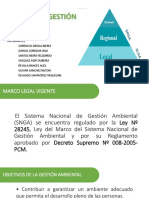 Sistemade Gestion Ambiental - Grupo 01