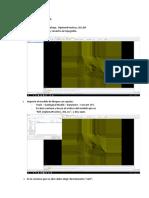 Uso de Software Deswik CAD