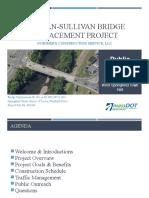 2018-10-02 MassDOT slides on Morgan-Sullivan Bridge