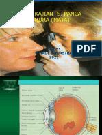 Pengkajian Fisik Sistem Sensori (Mata)