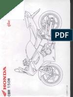 Honda CBR150R PM
