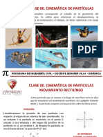 Clase 01 Cinemática de particulas..pptx