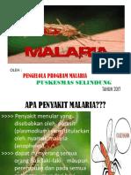 Materi Malaria