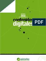 Informe contenidos digitales españa 2010