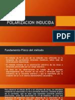 POLARIZACION INDUCIDA