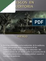 RIESGOS - EVIDENCIAS