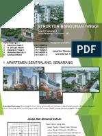 Analisa Struktur Bangunan Tinggi